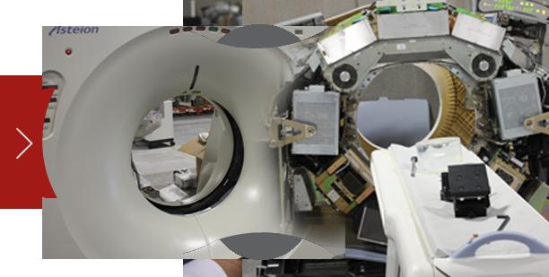 Medical imaging equipment - Rockhill