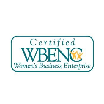 Certified Women's Business Enterprise (WBE)